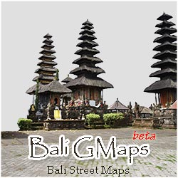 Featured Project - Bali GMaps